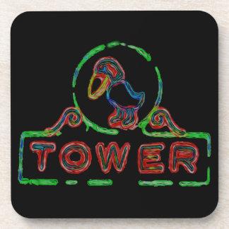 The Jayhawk Tower Coaster