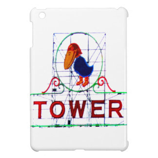 The Jayhawk Tower Case For The iPad Mini