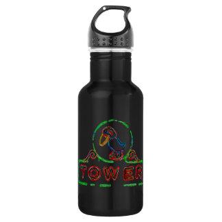 The Jayhawk Tower 18oz Water Bottle