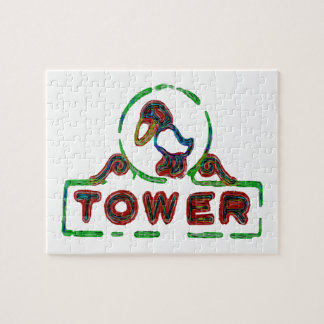 The Jayhawk Tower Jigsaw Puzzle