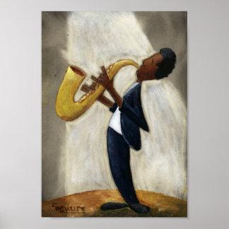 The Jazzman Poster