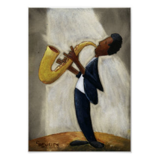 The Jazzman Print