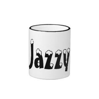 The Jazzy Mug