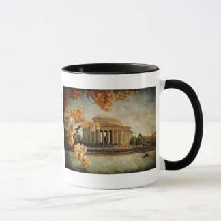 The Jefferson Memorial Mug