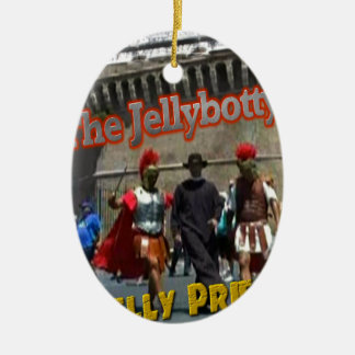 The Jellybottys Jelly Priest Song Dancing Romans Ceramic Ornament