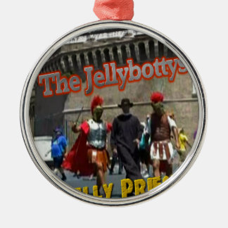 The Jellybottys Jelly Priest Song Dancing Romans Metal Ornament