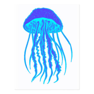 THE JELLYFISH BLEND POST CARD