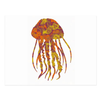 THE JELLYFISH CHANGES POSTCARD