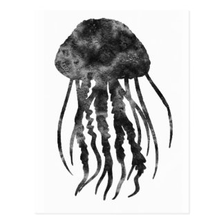 THE JELLYFISH MOVEMENT POST CARDS