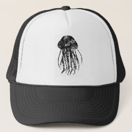 THE JELLYFISH SYNCH TRUCKER HAT