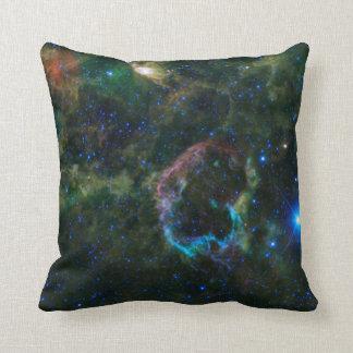 The Jellyfish Veil Nebula Pillow