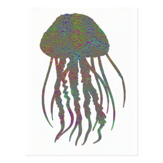 THE JELLYFISH WAY POST CARDS