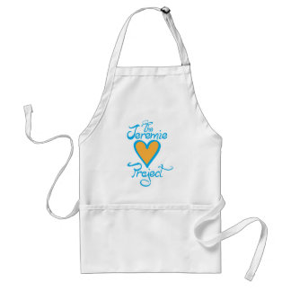 The Jeremie Project Merchandise Adult Apron