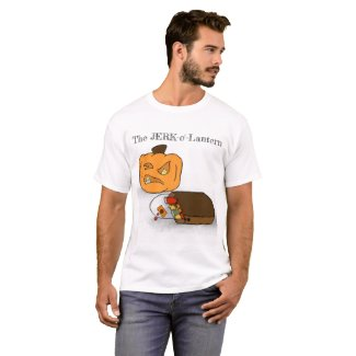 The JERK-o'-lantern T-Shirt