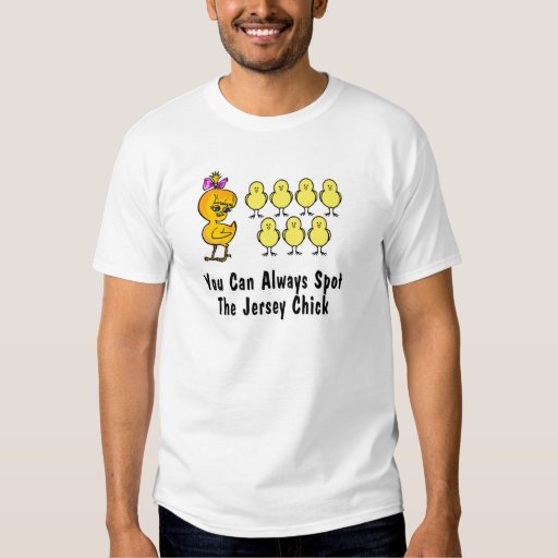The Jersey Chick T-Shirt