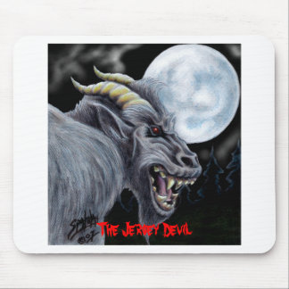 The Jersey Devil MP Mouse Pad