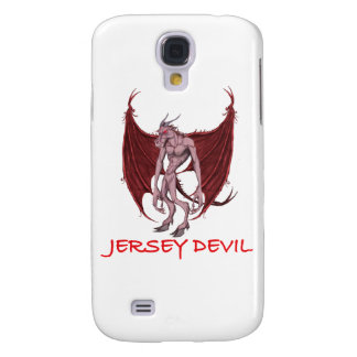 THE JERSEY DEVIL SAMSUNG GALAXY S4 CASES