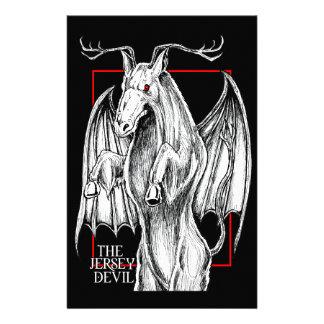 The Jersey Devil Stationery