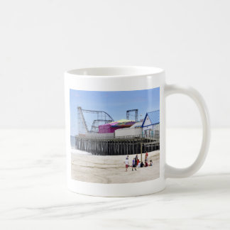 The Jersey Shore at Seaside Heights Coffee Mug