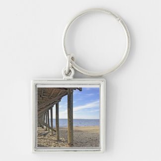 The Jersey Shore at Seaside Heights Key Chain