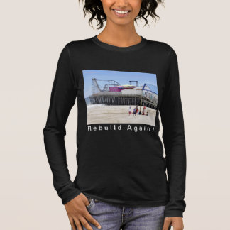 The Jersey Shore at Seaside Heights Long Sleeve T-Shirt