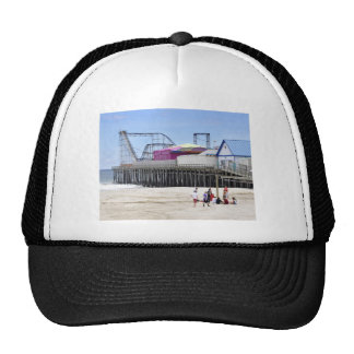 The Jersey Shore at Seaside Heights Trucker Hat