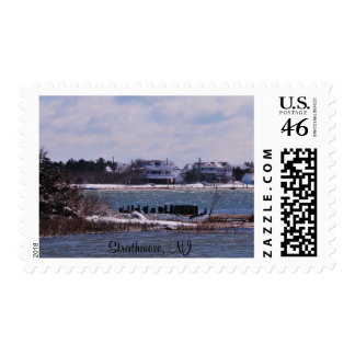 The Jersey Shore Collection Stamp
