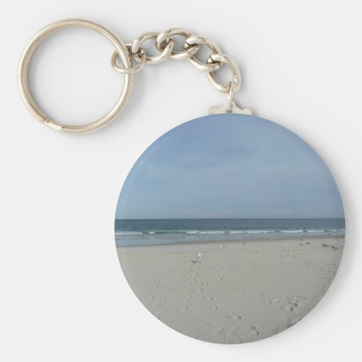 The Jersey Shore Keychains