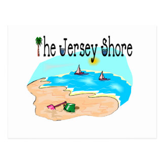 The Jersey Shore Postcards