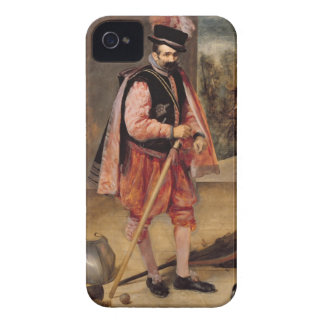 The Jester named 'Don Juan of Austria', c.1632/35 Case-Mate iPhone 4 Cases