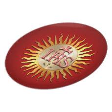 The Jesuit Seal Dinner Plate