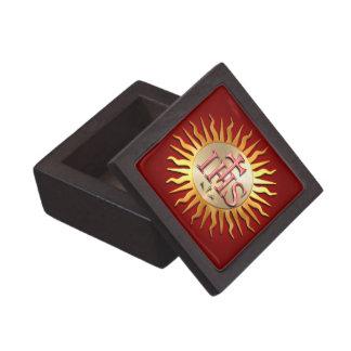 The Jesuit Seal Jewelry Box