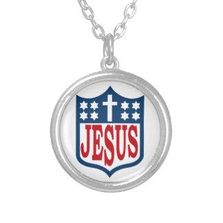 The Jesus Football League Necklace