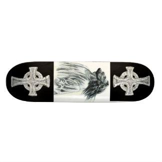 The Jesus Is Magic Skateboard