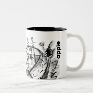 The Jesus Stadium Two-Tone Coffee Mug