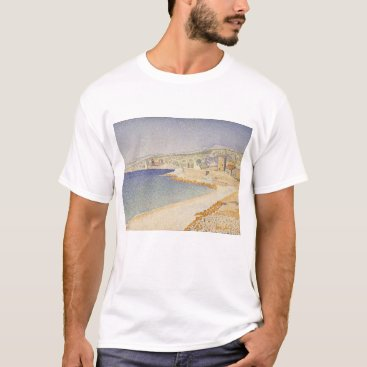 Beach Themed The Jetty at Cassis T-Shirt