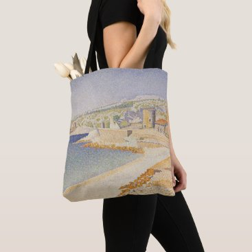 Beach Themed The Jetty at Cassis Tote Bag