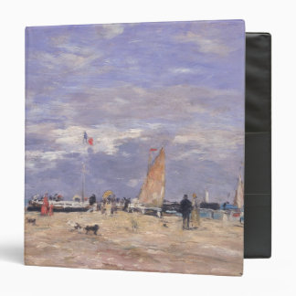 The Jetty at Deauville, 1869 Binder