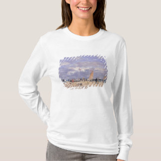 The Jetty at Deauville, 1869 T-Shirt