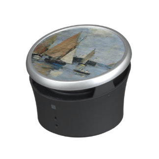 The Jetty at High Tide, Trouville Bluetooth Speaker