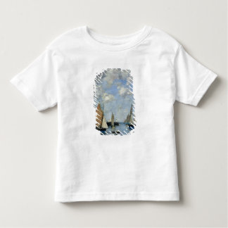The Jetty at High Tide, Trouville Toddler T-shirt