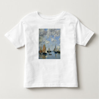 The Jetty at High Tide, Trouville Tshirts