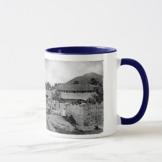 The Jetty, Plymouth, Montserrat. Mug