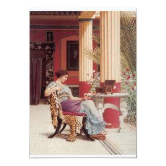 The Jewel Casket Fine Art Card