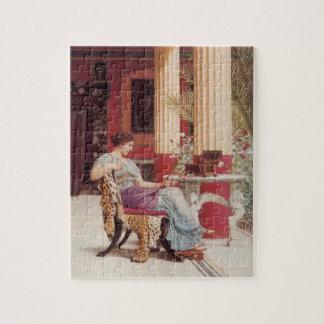 The Jewel Casket Fine Art Jigsaw Puzzle