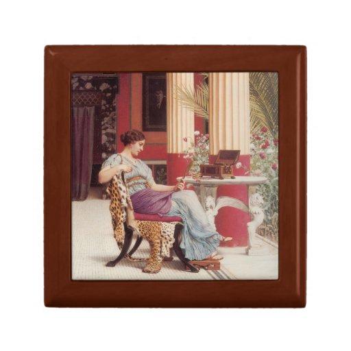 The Jewel Casket Fine Art Keepsake Boxes