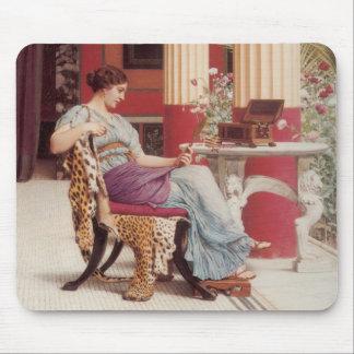 The Jewel Casket Fine Art Mousepads