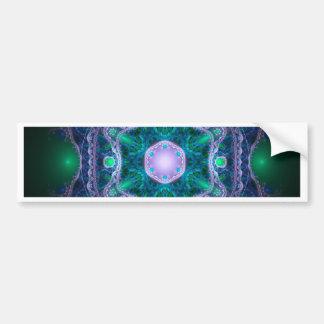 The Jewel in the Lotus Bumper Sticker