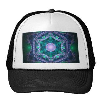 The Jewel in the Lotus Trucker Hat