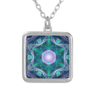 The Jewel in the Lotus Pendant